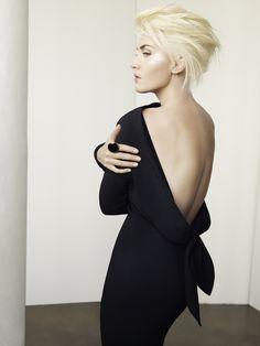 Kate Winslet - Vogue UK by Mario Testino, April 2011