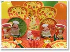 A Pizza Party  Take a bite out of our fun and delicious pizza party ideas!