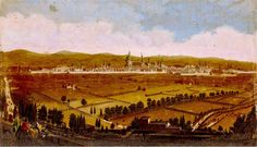 Giuseppe Zocchi - A General View of Florence taken from the Convent of the Capuchin Friars - 1750