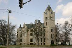 McPherson County Courthouse, McPherson