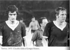 Claudio Sala e Giorgio Ferrini, due capitani che hanno fatto la storia del Toro (insieme a Valentino Mazzola e Roberto Cravero)