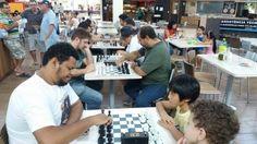 Esporte Ágil - Robson e Danny vencem Torneio de Xadrez de Duplas