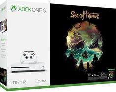Product Line Xbox One S. Product Type GamingGet the best value in games and 4K entertainment with Xbox One S Sea of Thieves Bundle.Xbox One S has over 1,300 games: blockbusters, popular franchises, and Xbox One exclusives. Play with friends, use apps, watch Ultra HD Blu- Console. Maximum Resolution 3840 x 2160. Manufacturers change colors and item details frequently and often do not update pictures. We have no personal knowledge or experience with this product or ability to customize it…