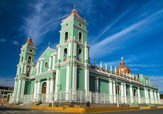 Piura Cathedral by Jorge Cerna