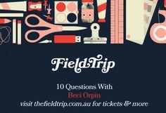 Field Trip: Beci Orpin