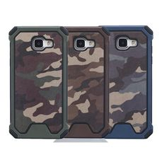Shockproof Armor Hard Camouflage Case For Samsung Galaxy J1 Mini J2 J3 J5 J7 A3 A5 A7 2016 S4 S5 S6 S7 Edge Grand Prime Cover