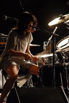 YOSHIMI from OOIOO and Boredoms