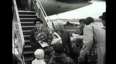 Video ««Chaplin kommt in die Schweiz», SFW, 5.12.1952» abspielen