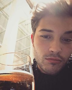 Back to that airport life ✈️✈️ Hi and bye Stockholm😬 back to paris for a bit then ✈️✈️ Nyc🗽 cheers 🍻 Chico Lachowski, Fransisco Lachowski, Cute White Guys, White Boys, Jennifer Winget Beyhadh, Wattpad, Boys Over Flowers, Royal Weddings, Cool Eyes