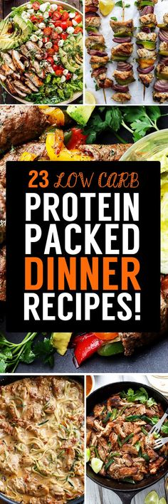 27 Low Carb High Protein Recipes That Makes Fat Burning Easy!