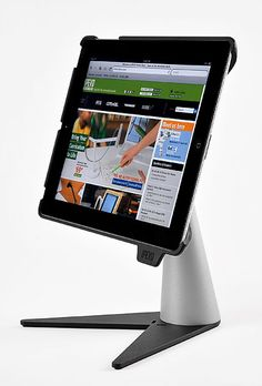 The IPEVO Perch Stand, with its tiltable iPad frame, might make a decent scanning stand if only its height were adjustable.