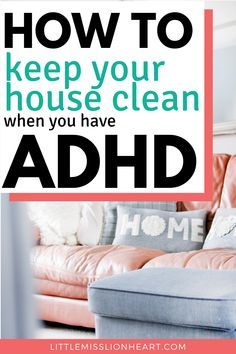 Adhd Brain, Adhd Help, Adhd Strategies, Messy Room, Adult Adhd, Adhd Kids, Cleaning Hacks, Organizing Tips, Organising
