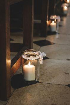 Un lieu de réception et une décoration à couper le souffle, laissez-vous envouter par le mariage d'Angélique et Thomas !