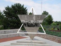 Wyuka Cemetery - Lincoln, Nebraska    Holocaust Memorial