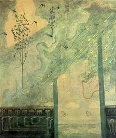 Mikalojus Konstantinas Ciurlionis  Sonata of Spring, Scherzo, 1907