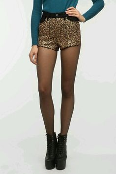 The shorts are to die for!