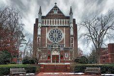 Chapel at the University of Richmond