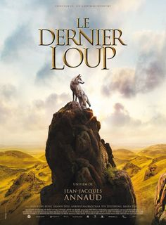 Le Dernier loup de Jean-Jacques Annaud - BLU-RAY
