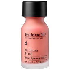 Get the No-Makeup Makeup Look with Perricone MD No Blush Blush #Sephora #nomakeupmakeup
