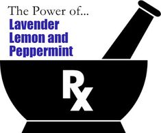 Interesting post about The Power of Lavender, Lemon & Peppermint to Treat Allergies & Inflammation