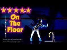 Just Dance 4 - On The Floor - 5* Stars