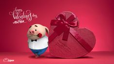 This Little Piggy, Little Pigs, Pig Wallpaper, Cute Piglets, Wedding Anniversary Wishes, Animated Dragon, Holiday Wallpaper, Happy Chinese New Year, Cute Dolls