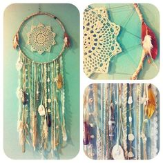#DIY: Boho Dreamcatcher | Bohemian Home Decor Atrapasueños