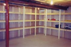 basement storage solutions - Google Search by audrey