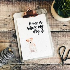 Your place to buy and sell all things handmade Watercolor Print, Dog Breeds, Lettering, Pop, Handmade, Stuff To Buy, Etsy, Collection, Popular