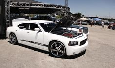 custome Dodge Charger