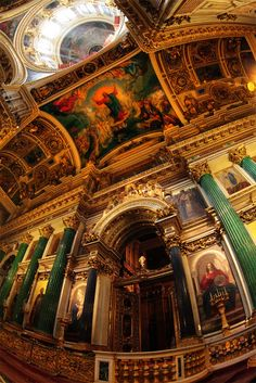 Saint Isaac's Cathedral, Russia | Incredible Pictures God wants Russia Free in Jesus Name!
