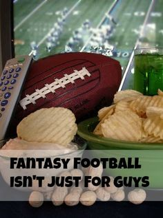 Fantasy Football Isn't Just For Guys!.