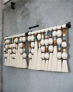 Macrame Wall Hanging Patterns, Weaving Wall Hanging, Macrame Art, Macrame Design, Macrame Projects, Weaving Art, Macrame Patterns, Tapestry Weaving, Rope Crafts