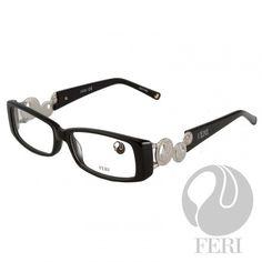 Global Wealth Trade Corporation - FERI Designer Lines Women's Optical, Optical Glasses, Optician, Prescription Lenses, Silver Color, Wealth, Sterling Silver Jewelry, Perfect Fit, Sunglasses Women