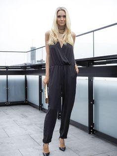 Metti Forssel - Black jumpsuit