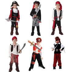 Just in! Halloween Costume... Click here http://costumes-etailer.myshopify.com/products/halloween-costume-for-boy-boys-kids-children-pirate-costumes-fantasia-infantil-cosplay-clothing?utm_campaign=social_autopilot&utm_source=pin&utm_medium=pin