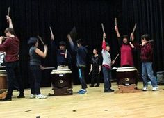 Taiko Workshop in Auckland
