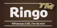 Ringo - Webfont & Desktop font « MyFonts