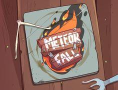 Meteorfall on Behance