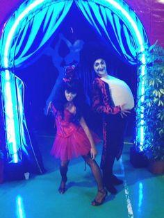 Show time a Caorle! Simone Casula & Laura Marras  #RossoLatino #testimonial #danceshoes #sportdance