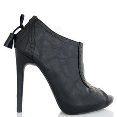 Metropolis Ankle Boot now featured on Fab.