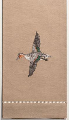 GooseHand Towel - Gray Cotton – Henry Handwork