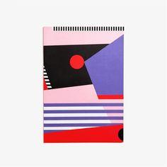 Dusen Dusen Color Field Notebook for Poketo $16