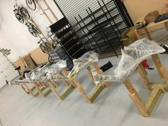 Liberty Trikes are getting ready for assembly!  #ebike