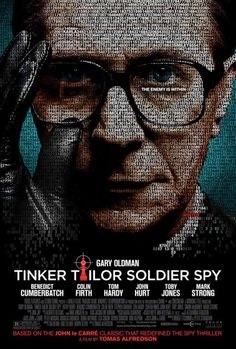 Tinker Tailor Soldier Spy-A great movie and a great performance by Gary Oldman