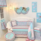Found it at Wayfair - Lily Crib Bedding Collection
