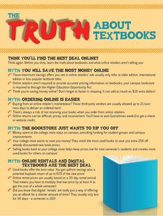 Think buying #textbooks online is cheaper? Think again! Find out where to get the best deal