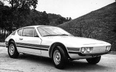 1972 VW SP-2 - Brasil