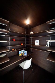 hat / komada architects' office - tokyo japan -  photo by toshihiro sobajima [small office]