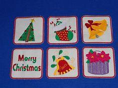 Christmas Design Coasters
